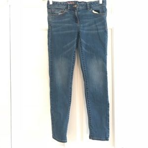 Girls Toothpick Jeans